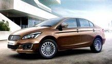 Bán Suzuki Ciaz AT đời 2019, màu nâu, nhập khẩu nguyên chiếc giá cạnh tranh