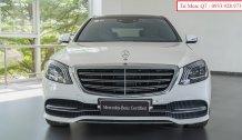 Bán Mercedes-Benz S450L 2018 cũ, chính hãng, ưu đãi 2020