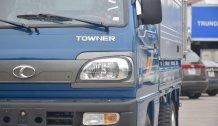 Bán xe tải Thaco TOWNER 2021, màu xanh lam