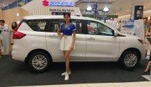 Suzuki Ertiga 2021 sẵn xe giao ngay, xe 7 chỗ giá rẻ tốt nhất