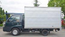 Cần bán Thaco Frontier K200 thùng kín 2021, màu đen, 349 triệu