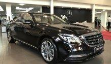 Mercedes-Benz S450 Luxury 2020 cũ, màu đen- kem, chính hãng tốt nhất