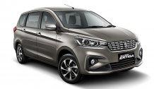 Cần bán xe Suzuki Ertiga GL đời 2020, màu xám, nhập khẩu chính hãng, 499 triệu