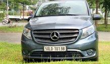 Bán Mercedes-Benz Vito121 cũ, máy xăng, 8 chỗ, nhập khẩu chính hãng