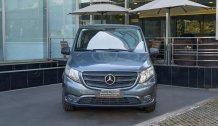 Bán ô tô Mercedes Vito 121, màu xám, xe nhập, mới 96%