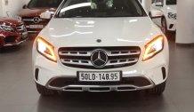 Mercedes-Benz GLA200 trắng cũ 2020, nhập khẩu chính hãng