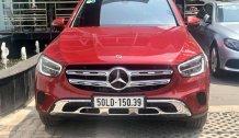 [Hot] Mercedes-Benz GLC200 4Matic 2020 cũ, màu đỏ, đi lướt chính hãng