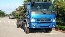 Cần bán Mitsubishi xe tải Fuso Canter 12.8R 2020, màu xanh lam, giá chỉ 875 triệu