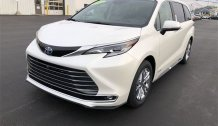 Bán Toyota Sienna Platinum 2.5l Hybrid 2021
