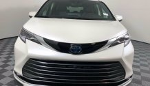 Bán xe Toyota Sienna 2021 màu trắng, full kịch đồ, giá cực tốt