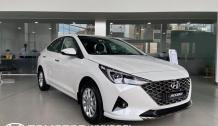 Hyundai Accent ĐẦY ĐỦ CÁC PHIÊN BẢN 2021, màu trắng, 480tr