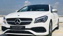 Bán Mercedes CLA250 AMG, Màu trắng, Nhập Khẩu Chính Hãng, 50 km