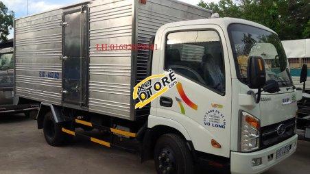 Cần bán xe tải Veam VT150 đời 2015, động cơ Huyndai, giá: 372tr (bao gồm cả thùng xe + VAT), nhanh tay liên hệ
