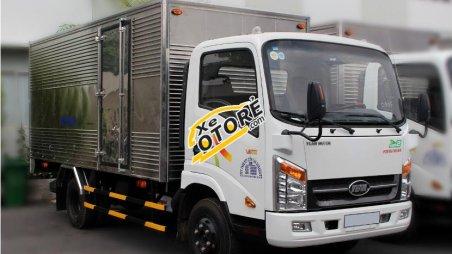 Cần bán xe tải Veam 2 tấn 5, sản xuất 2015, động cơ Hyundai, bán xe trả góp đến 70%