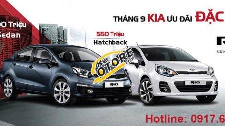 Bán xe Kia Rio giá tại Kia Bắc Ninh, giá 477tr