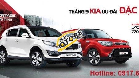 Cần bán xe Kia Soul - Kia Bắc Ninh giảm giá mạnh